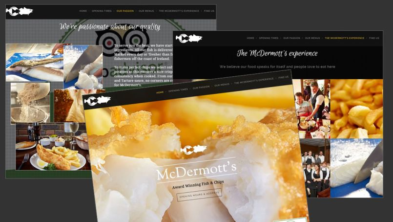 McDermott's : Fish & Chip restaurant