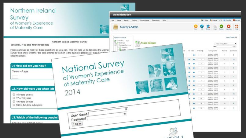 National Maternity Survey for the ONS