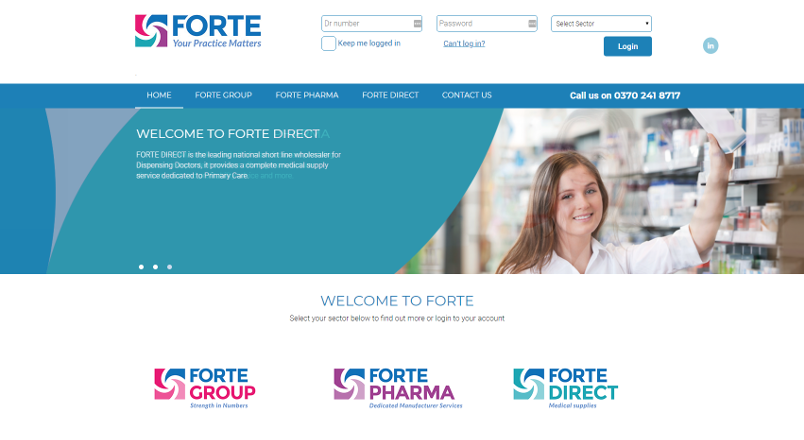 Forte; Your Practice Matters